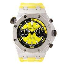 Audemars Piguet AP Royal Oak Offshore Diver Chronograph Yellow
