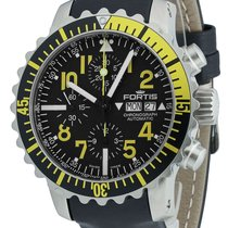 Fortis Aquatis Marinemaster Chronograph Yellow 671.24.14 L.01