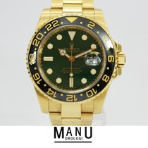 """Rolex GMT-Master II Green Dial """"Like New"""" Ref.116718LN"""