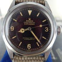Rolex gilt Explorer 1016 OCC