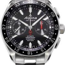 Alpina Geneve Alpiner 4 Chronograph AL-860B5AQ6B Herrenchronog...