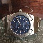 Audemars Piguet 15300 Royal Oak Steel Blue dial Boutique Edition