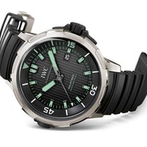 IWC [NEW] Aquatimer Automatic 2000 Black Dial IW358002