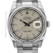 Rolex stainless steel Gent's Datejust