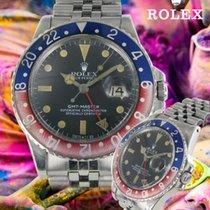 Rolex GMT-Master Stahl