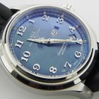 Ball rainmaster Cleveland Express Automatic Mens Watch Blue Face
