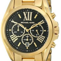 Michael Kors Bradshaw Gold & Black