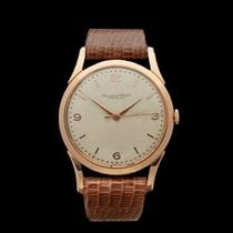 IWC Vintage 18k Rose Gold Gents Cal 89