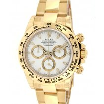 Rolex Daytona 116508 Yellow Gold, 40mm
