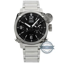 Oris BC4 Flight Timer Chronograph 690 7615 4164 MB