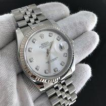 Rolex Datejust 116234 'g' Diamond Dial - Watch Only