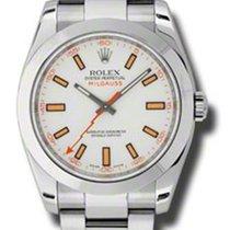 Rolex Milgauss 116400 wo