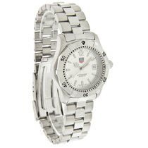 TAG Heuer 2000 Series Ladies Silver Dial Swiss Quartz Watch...