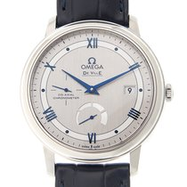 Omega De Ville Stainless Steel Silver Automatic 424.13.40.21.0...