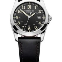 Victorinox Swiss Army Victorinox  Infantry Strap Watch - Black...
