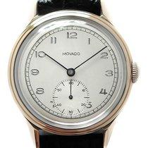 Movado Mans Wristwatch 3/4 - Size
