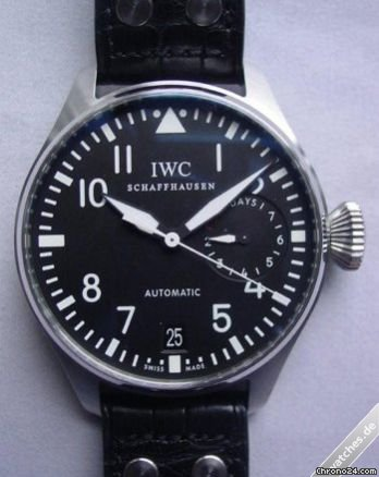 IWC Big Pilot - 5004-01