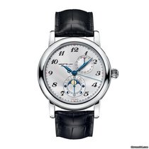 Montblanc Star Twin Moonphase NEU  Box & Papiere