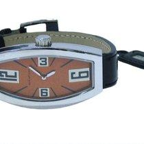 DeLaCour Via Larga Surfer Orange Dial Limited Edition Watch Swiss