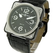 Bell & Ross BR 01 92 Automatic Top Diamonds