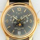 Patek Philippe 5146J Annual Calendar, Yellow Gold, Grey Dial