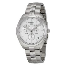 Tissot Men's T1014171103100 PR 100 Chronograph White Watch