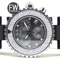 Chaumet Class One Chronograph Silver Diamonds