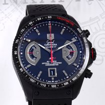 TAG Heuer Grand Carrera Chrono RS2 Black Titan Rotating System...