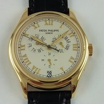 Patek Philippe Annual Calendar Yellow Gold