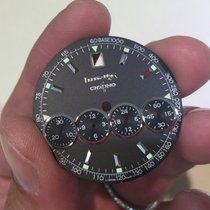 Eberhard & Co. Quadrante Dial nero black Chrono4 4 40mm 31041