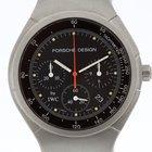 IWC Porsche Design Vintage Titanium Chronograph 374301 from...