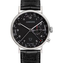 Junkers Eisvogel F13 Swiss Quartz Watch 40mm S/steel Case 50m...