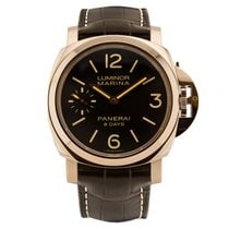Panerai Luminor Marina 8 Days Oro Rosso 44 mm