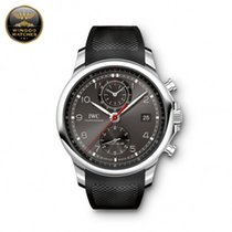 IWC - Portugieser Yacht Club Chronograph New Grey Dial