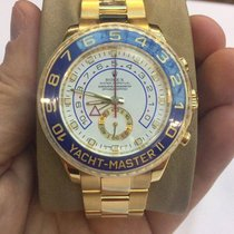 Rolex Yacht-Master II 44mm Yellow Gold German Papers 2009