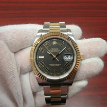 Rolex Datejust II Two-Tone 116333 BKRIO