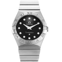 Omega Watch Constellation Small 123.10.27.60.51.001