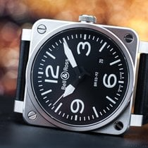 Bell & Ross Automatic Steel