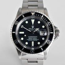 """Rolex Submariner Date Vintage 1973 """"Under Warranty"""""""