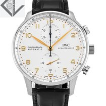 IWC Portugieser Chronograph Automatic Steel 40.9mm - Iw371445