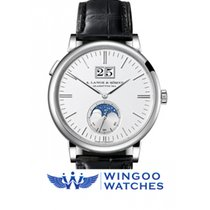 A. Lange & Söhne Saxonia Moon Phase Ref. 384.026