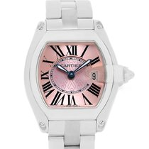 Cartier Roadster Pink Ribbon Breast Cancer Awareness Le Watch...