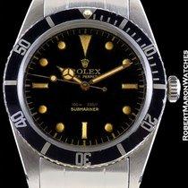Rolex Submariner 6536-1 Gilt Dial