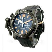 Graham 2OVEZ.B02B.K10B Chronofighter Oversized Diver - Deep...