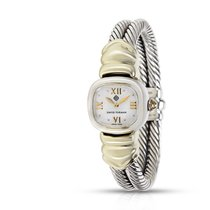 David Yurman Cable Cable Ladies Watch in 14K Yellow Gold &...