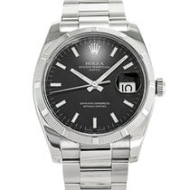 Rolex Watch Oyster Perpetual Date 115210