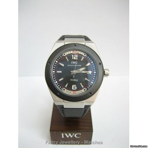 IWC Ingenieur Steel-Ceramic-IW323401