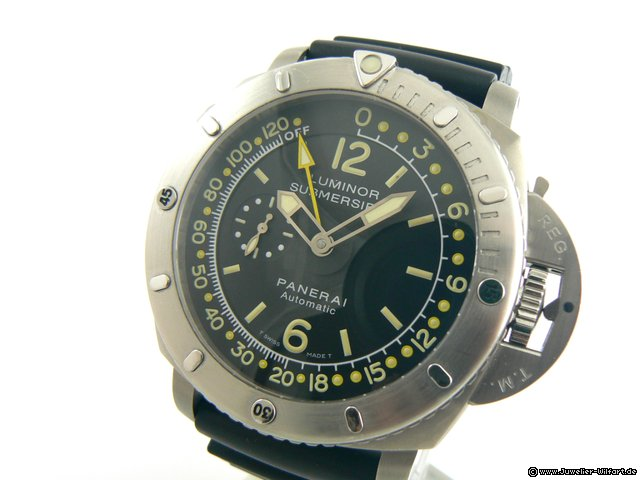 Panerai SUBMERSIBLE DEPTH GAUGE