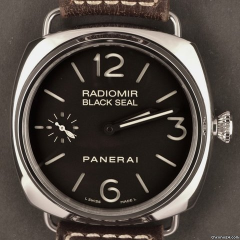 Panerai radiomir blackseal