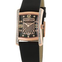 Stuhrling 145D.124527 Gatsby Daisy Diamond Date Ladies Watch